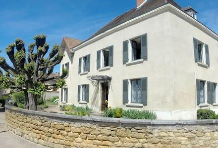 Gîte Esprit de Famille - Briennon - Talo