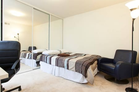 Excellent Palo Alto Private Room Close to Stanford - Менло Парк