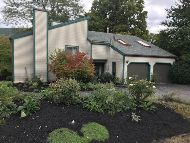 Large, private home in great location