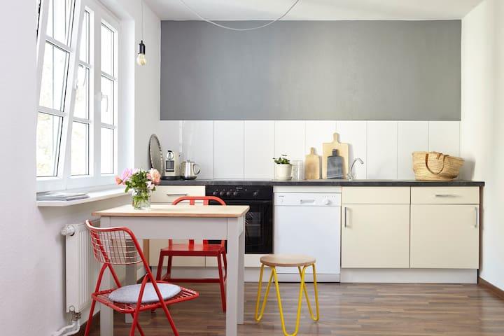 Kleine Studiowohnung im Herzen von Oldenburg