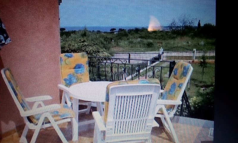 Beautiful apartment near croatian sea... - Novigrad - Daire