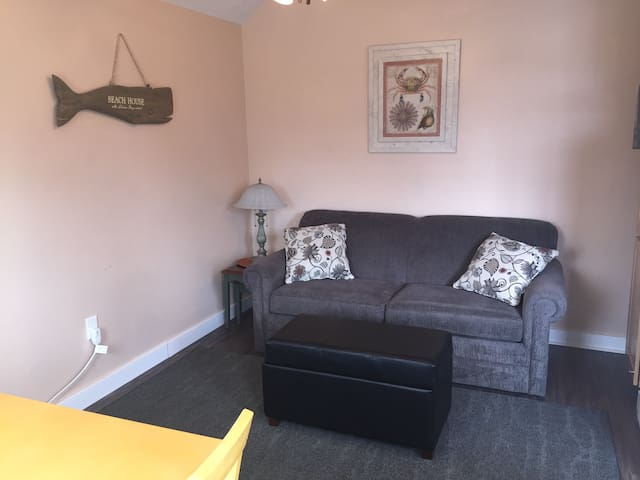 Immaculate studio, full kitchen- only 165 night!