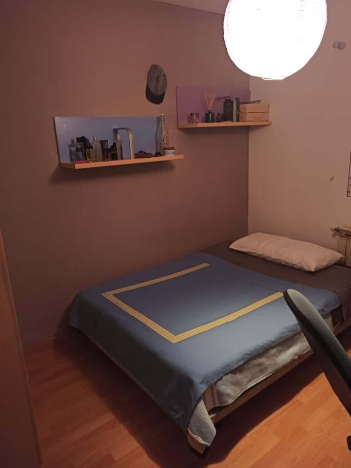 Habitación para 1 mes mínimo