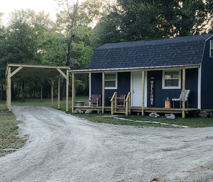Blue Barn Tiny House