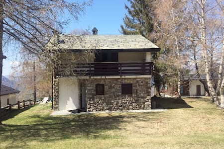 La casa a Pian delle Betulle