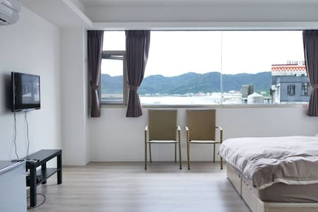 [Guei-Hou harbor] Private cozy room A/Ocean view
