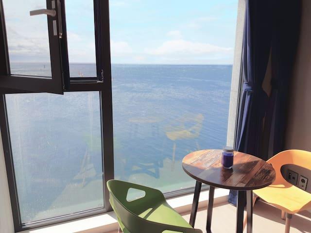 '제주소랑'#3 바다가 보이는 멋진 ocean View!!!공항10분거리