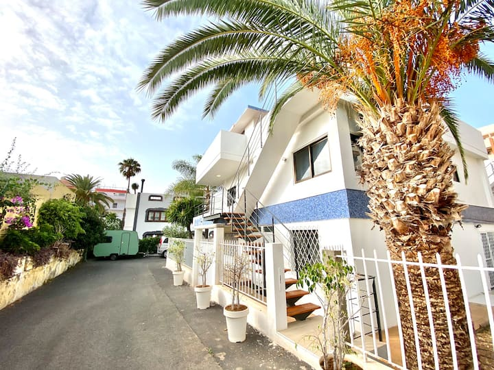 Apartment in private residencial, center Puerto