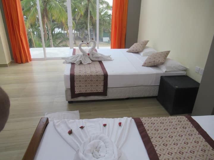 Sand bank  Sea view Room with AC