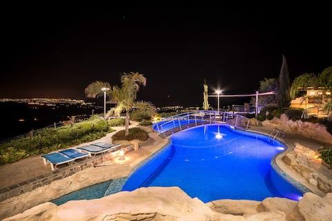 Luxury Villa With Panoramic View