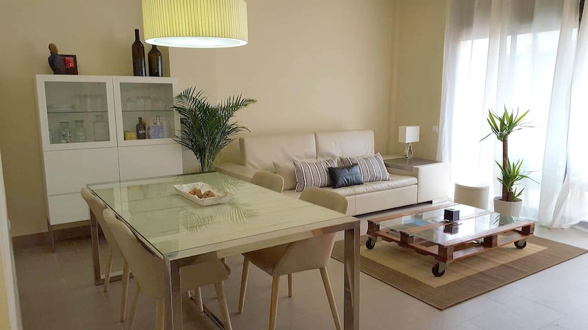 Nice apartment with terrace and pool - Sant Feliu de Guíxols