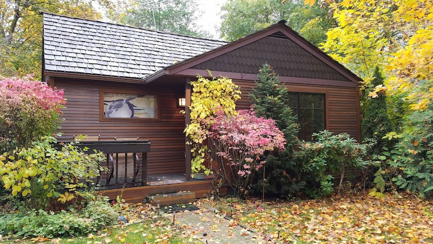 Amazing cottage downtown CDA.  Perfect for couples - Coeur d'Alene - Haus