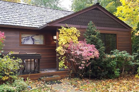Amazing cottage downtown CDA.  Perfect for couples - Coeur d'Alene - Casa