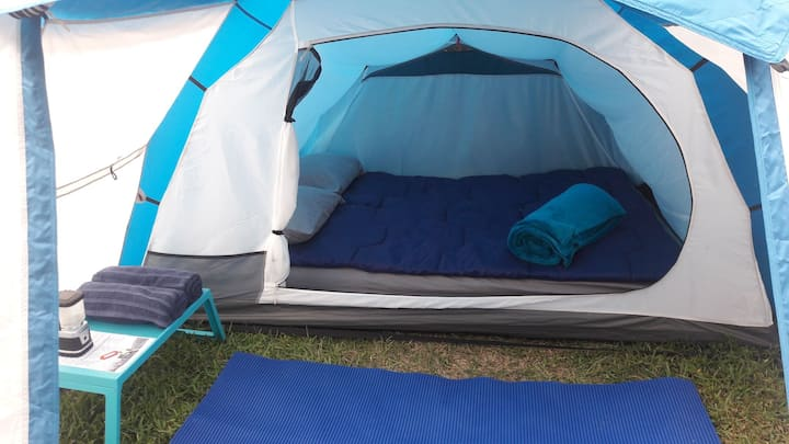 Sintra camping tent in farm 2 to 3 guests (Tent4 )