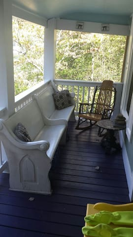 2 bedroom private and quiet street - Chattanooga - Hus