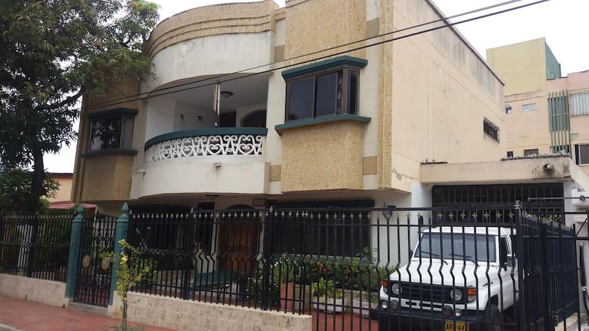Agradable habitacion - Cartagena - Haus