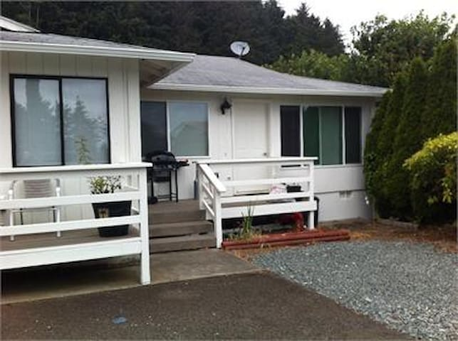 Great 2 bed on Oregon Coast