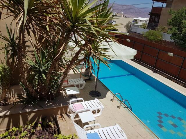 One room appartment in the Villa La bella Hana