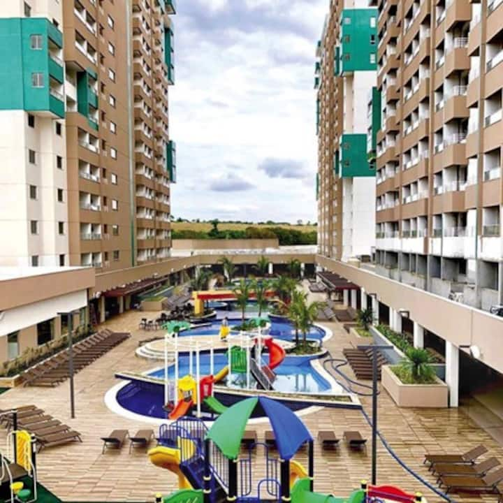 Olímpia Park resort - 2 quartos