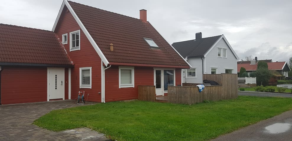 Detached in Kløfta