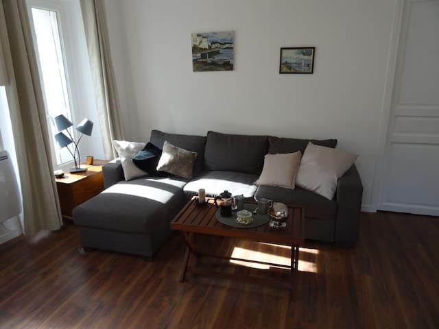 Appartement Lumineux et calme en hyper centre