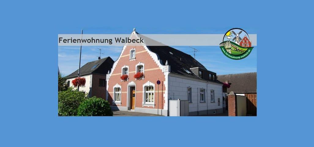 Fewo Walbeck (NEU 2017!) -> Rad fahren + Spargel.