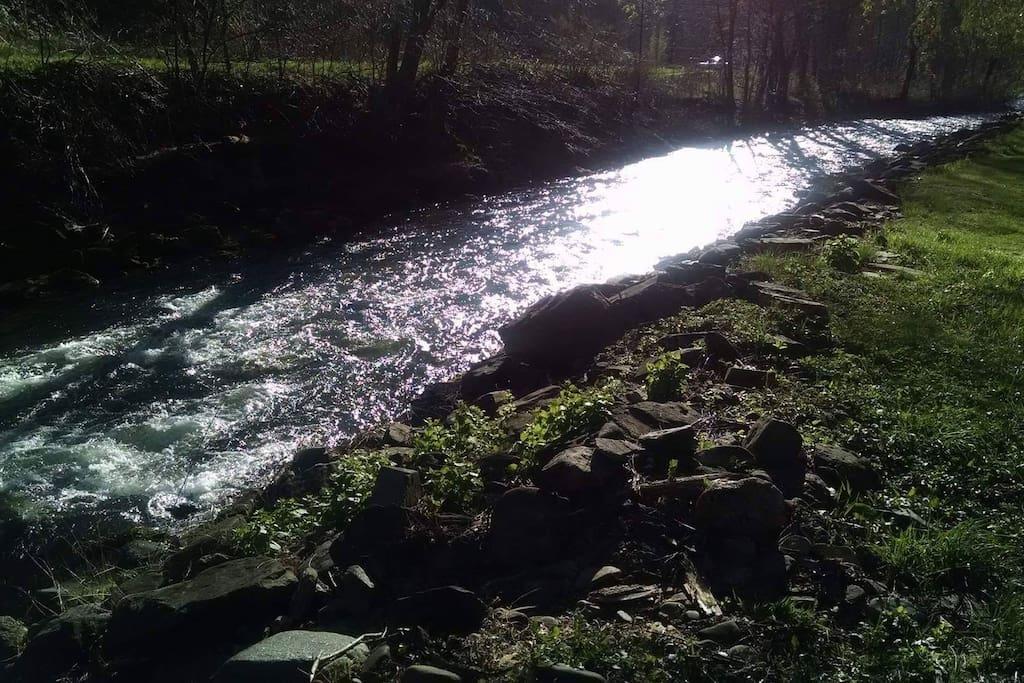 Toe River