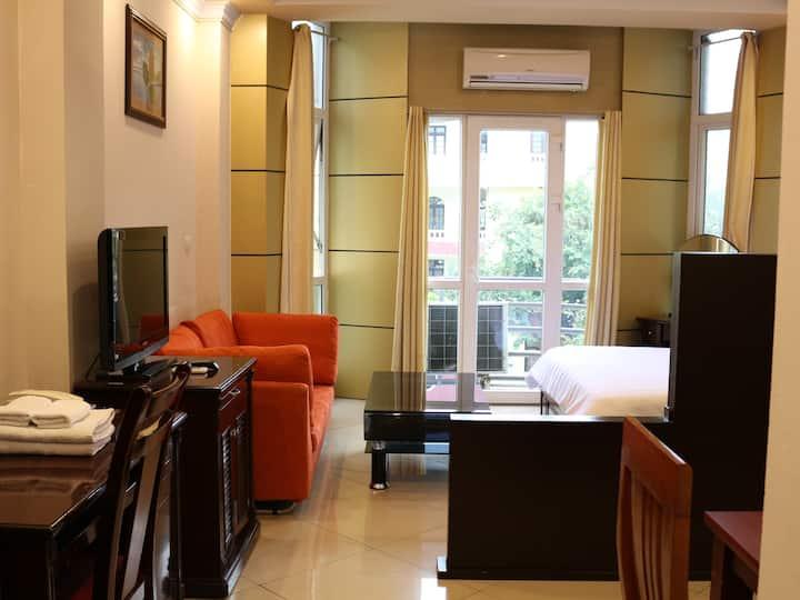 A302 Balcony Serviced Apartment