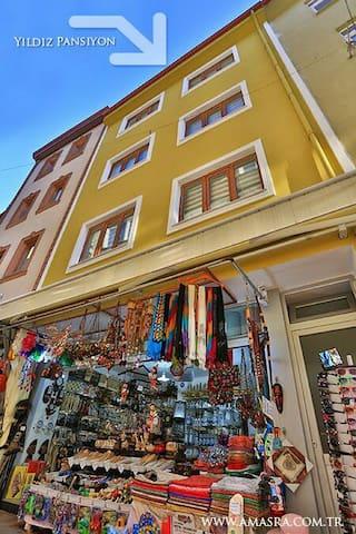 Tarihi çarsidayiz ( Historic Bazaar )