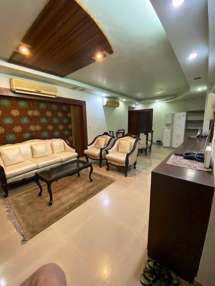 Flat in South City, Kolkata-3 BEDROOMS  SANITIZED