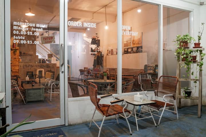 Kafe-In Kopi & Galeri