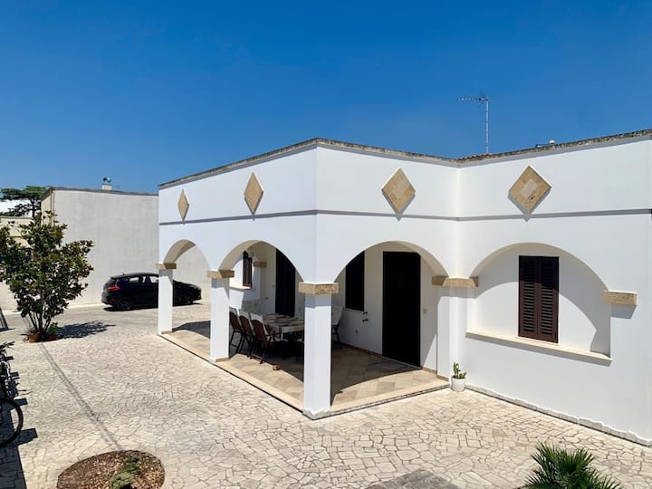 Villa in Salento Appartamento nº1