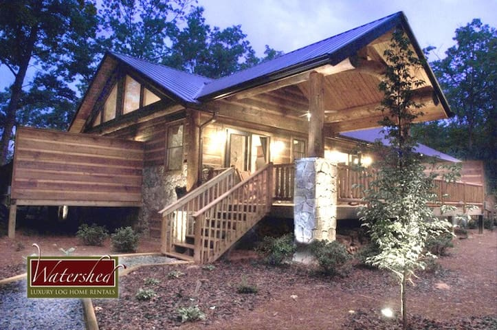 Treehouse B - Bryson City - Townhouse