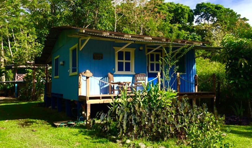 Hidden Jungle Beach House - PRIVATE COTTAGE - Puerto Viejo de Talamanca - Haus