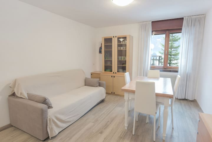 Modern Apartment Cesa Fassatal with Mountain View; Pets allowed Upon Request
