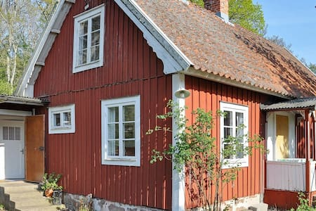 4 person holiday home in Byxelkrok