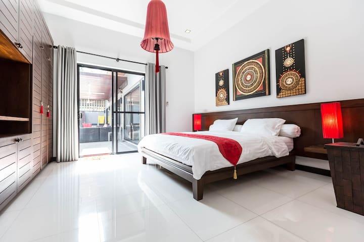 Villa Cool - phuket - House