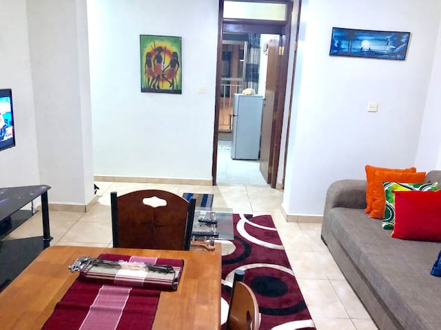 Cozy Condo in ❤ of KLA City✔Unlimited Wifi☀Netflix