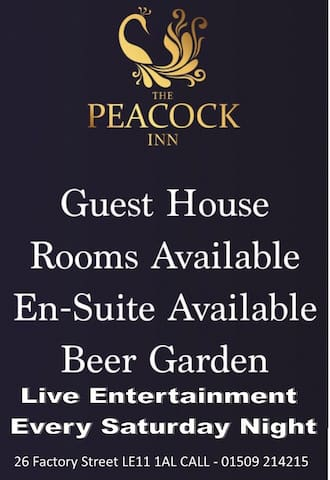 Peacock inn guest house