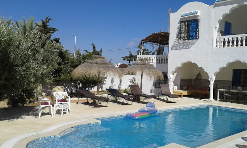 Menzel Churasco Djerba - Appartement Béchir