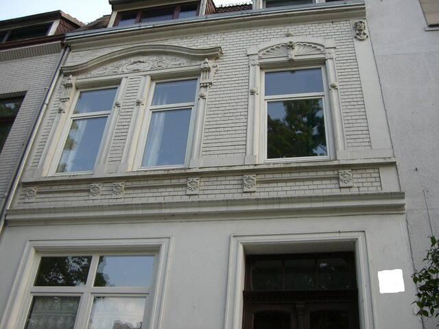Ferienwohnung Gröpelingen, Übersee - Bremen - Apartemen