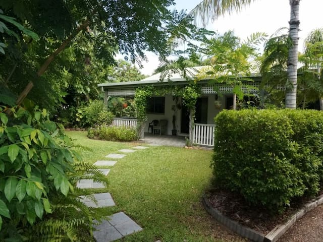 Whitsunday Rain Forest Retreat - Jubilee Pocket - 一軒家