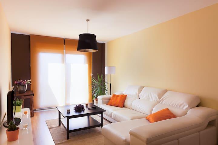 Atico con terraza a pie de playa I - Malpica - Apartment