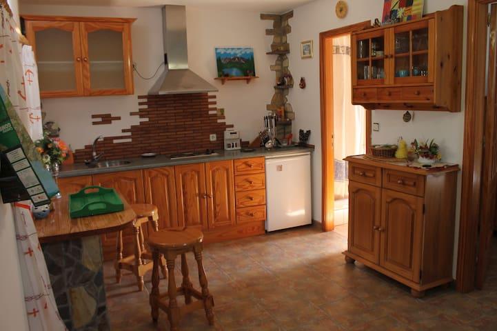 casa  TAZO - Vallehermoso - Hus
