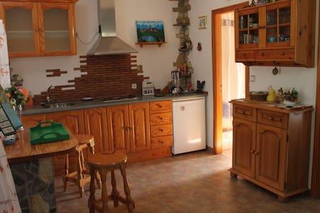 casa  TAZO - Vallehermoso - Haus