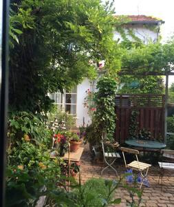 SEELIG`s Ferienwohnung in Weinsheim - Apartament