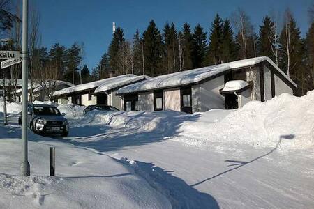 Town house at Mikkeli - Mikkeli - บ้าน