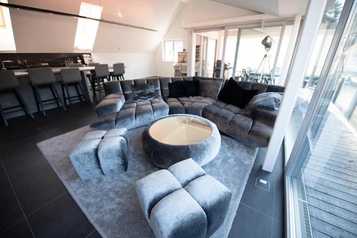 Dachgeschoss Designer-Loft Arlberg/Montafon