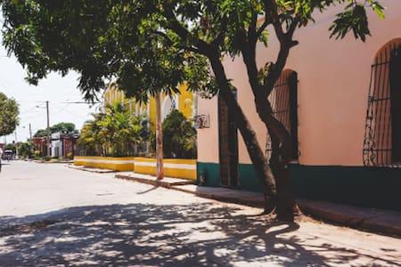 Room 3Beds Share WC-La Casa de Josefina,Villanueva