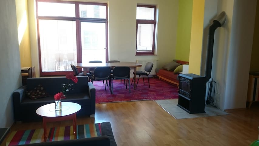Great apartment for great trips in the city centre